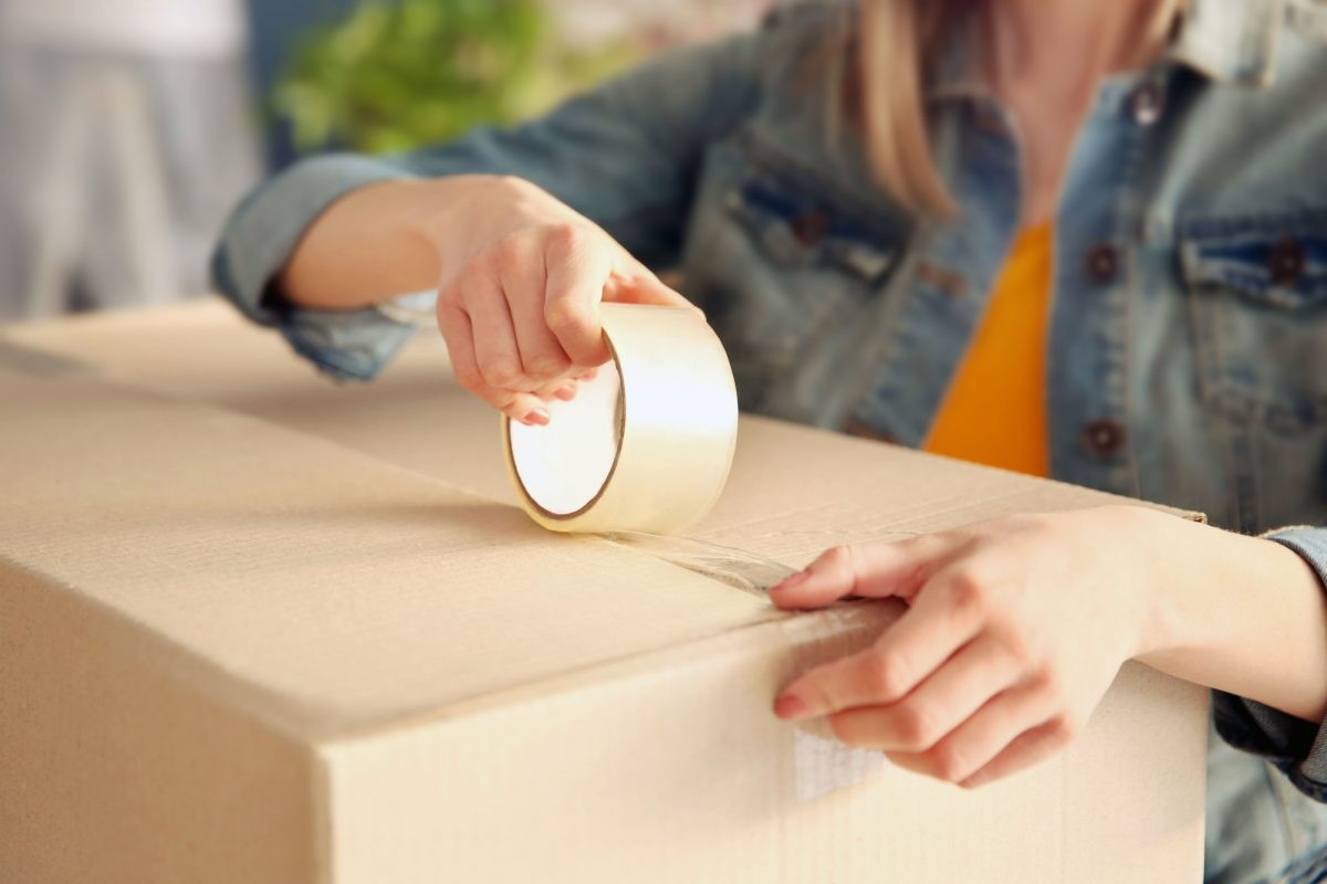 Moving? Organize and Declutter Before You Pack