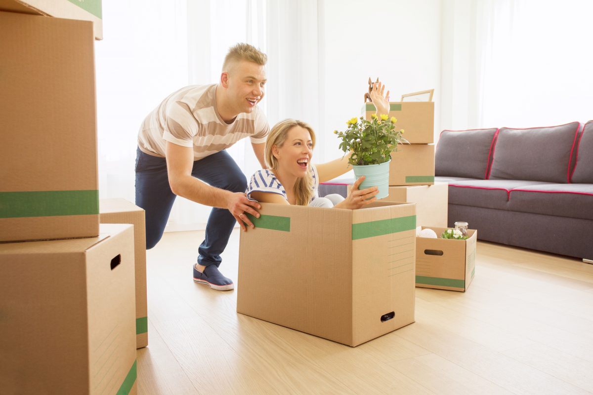 Moving in a Hurry? Tips to Pack Up and Move at Max Speed
